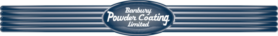Banbury Powder Coating Retina Logo